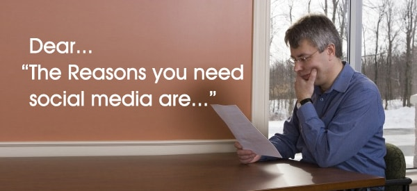 the reasons you need social media are