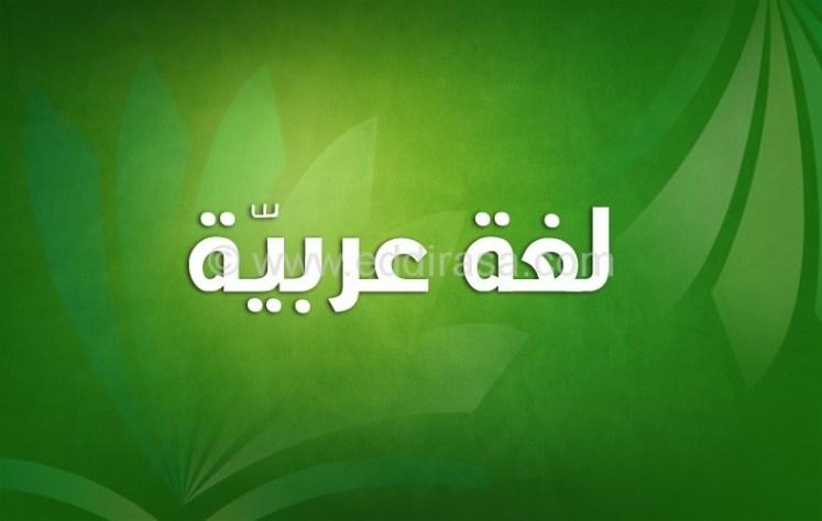اللغة العربية للرابعة متوسط الجيل الثاني | موقع الدراسة الجزائري