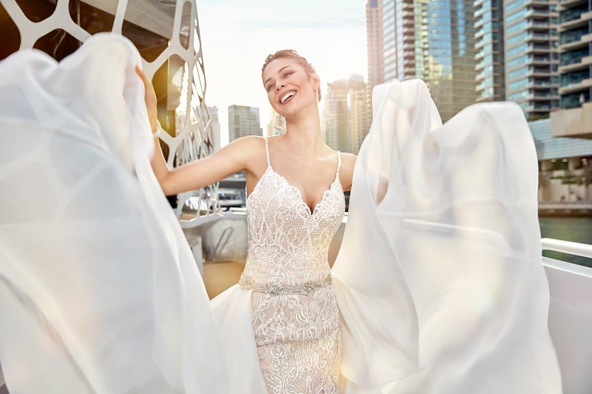 Wedding Dress SKY119 – Eddy K Bridal Gowns