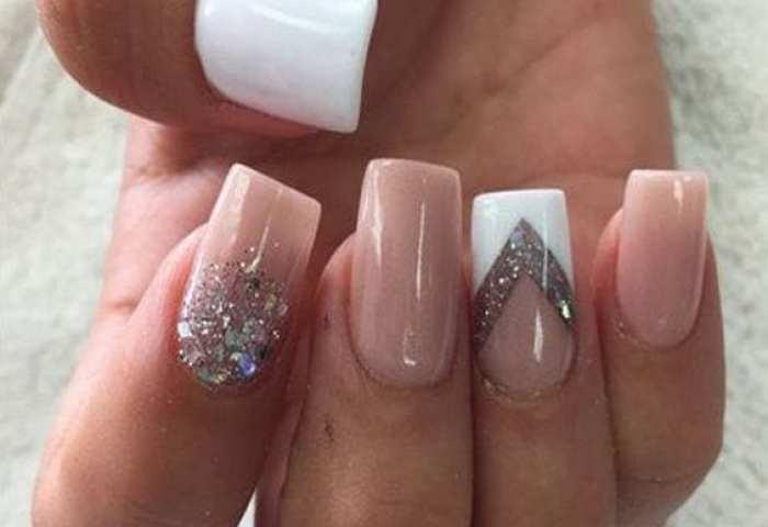 65 Easy Gorgeous Wedding Nails Ideas For 2017 Eddy K Bridal Gowns