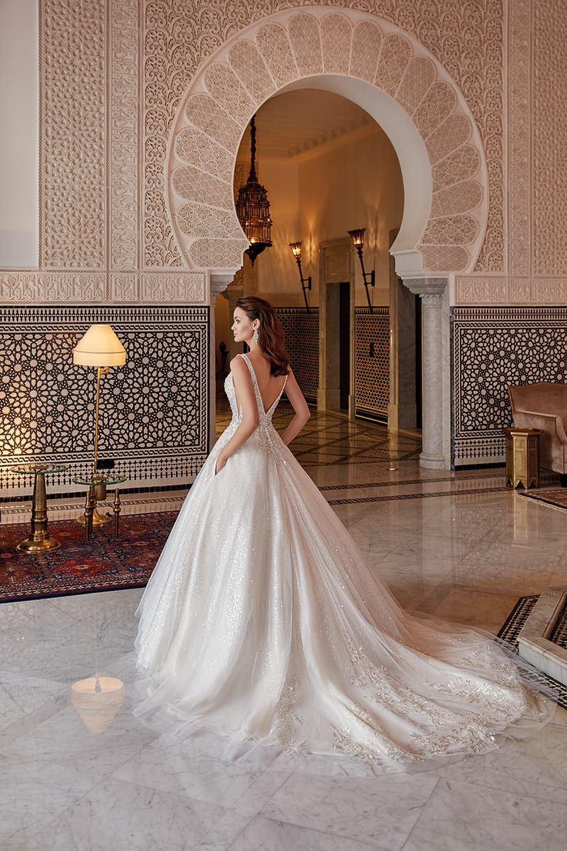 Wedding Dress CT274 2021 Collection - Eddy K Bridal Gowns ...