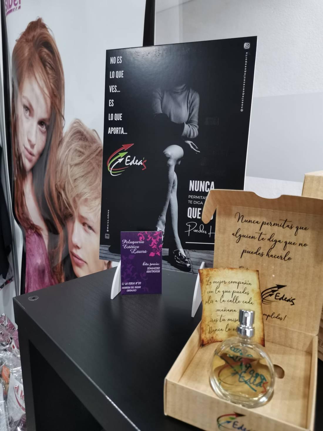 EDEAS, PERFUME EDEAS, MARCA EDEAS, NO ES LO QUE VES ES LO QUE APORTA, Perfume femenino Edea´S regalo para ella, regalo original, regalo potente, regalos que gustan