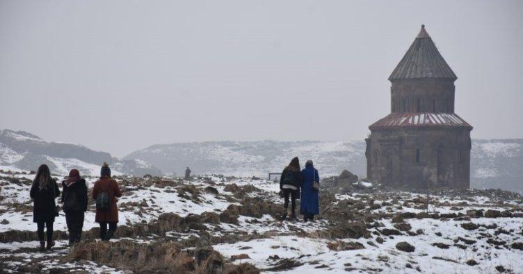 """""""Medeniyetler Beşiği"""" Ani, Kovid-19 nedeniyle 2020'yi sessiz geçirdi"""