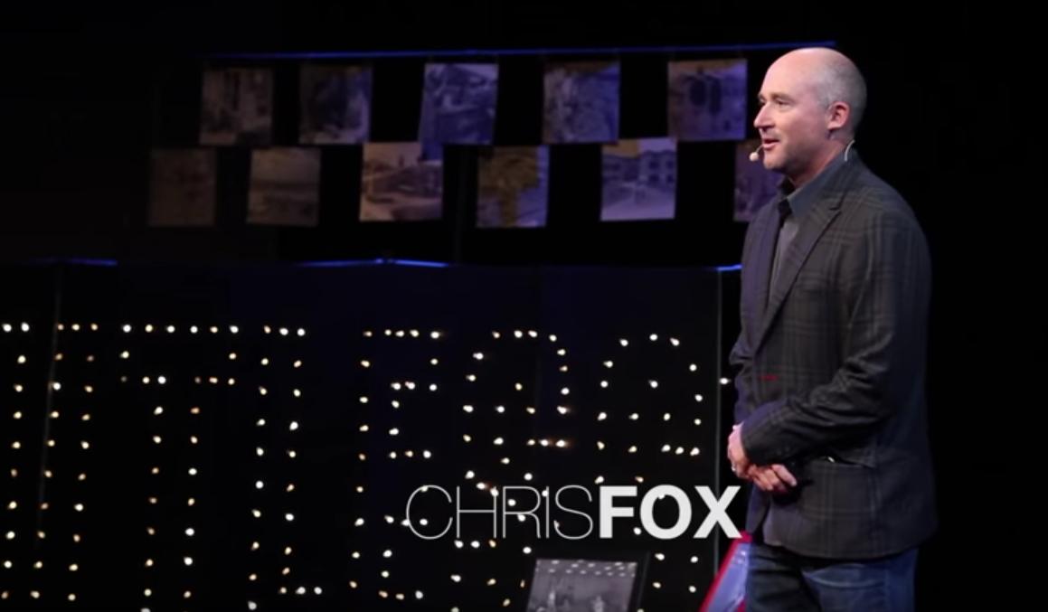 Chris Fox TED