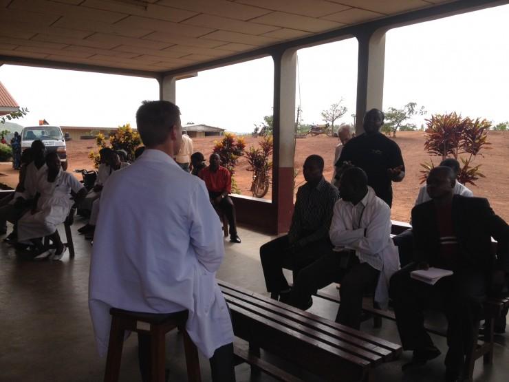 Meducation in Africa