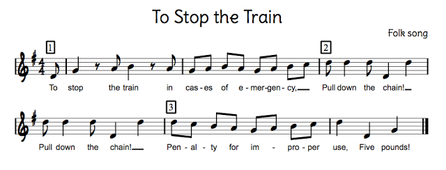To Stop the Train
