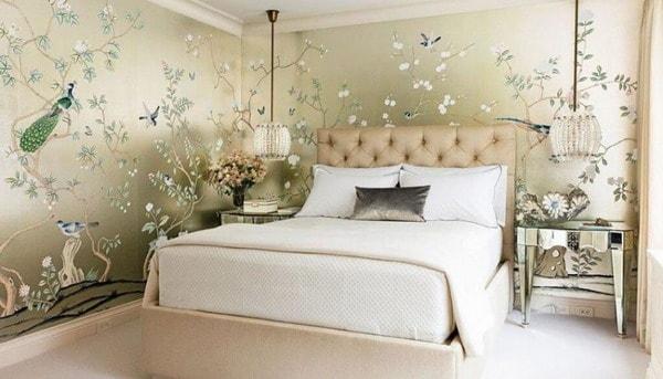 Stylish Bedroom Wallpaper Design Trends 2021 - eDecorTrends