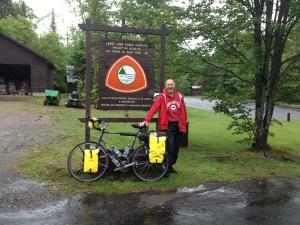 01 Adirondack Bicycle Tour Cover