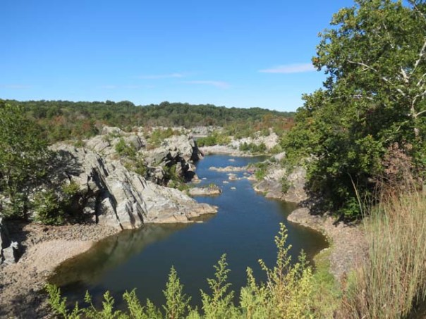 Mather Gorge South of Great Falls