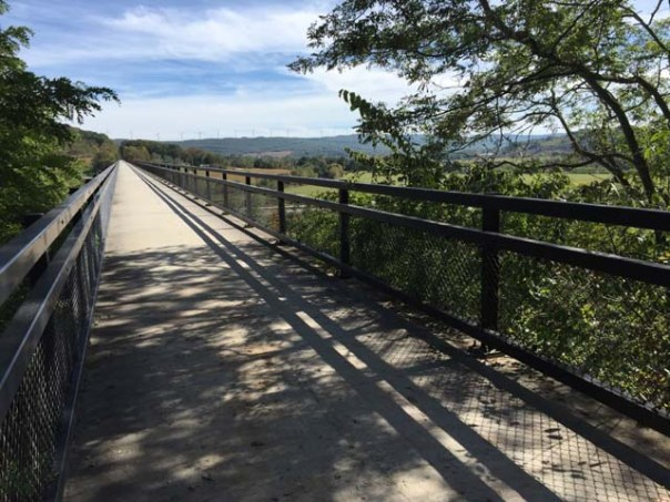 Salisbury Viaduct - Great Allegheny Passage