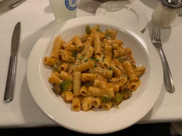 Dinner in Rome, NY