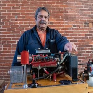 Working Model V8