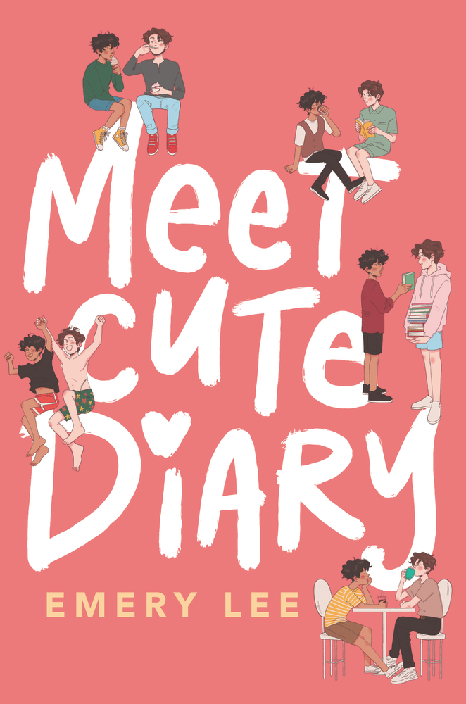 2021 book releases: Meet Cute Diary by Emery Lee