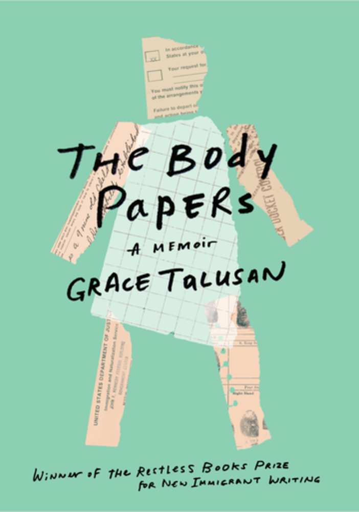 The Body Papers by Grace Talusan (23 Books by Filipino Diaspora Authors For Your Shelf)