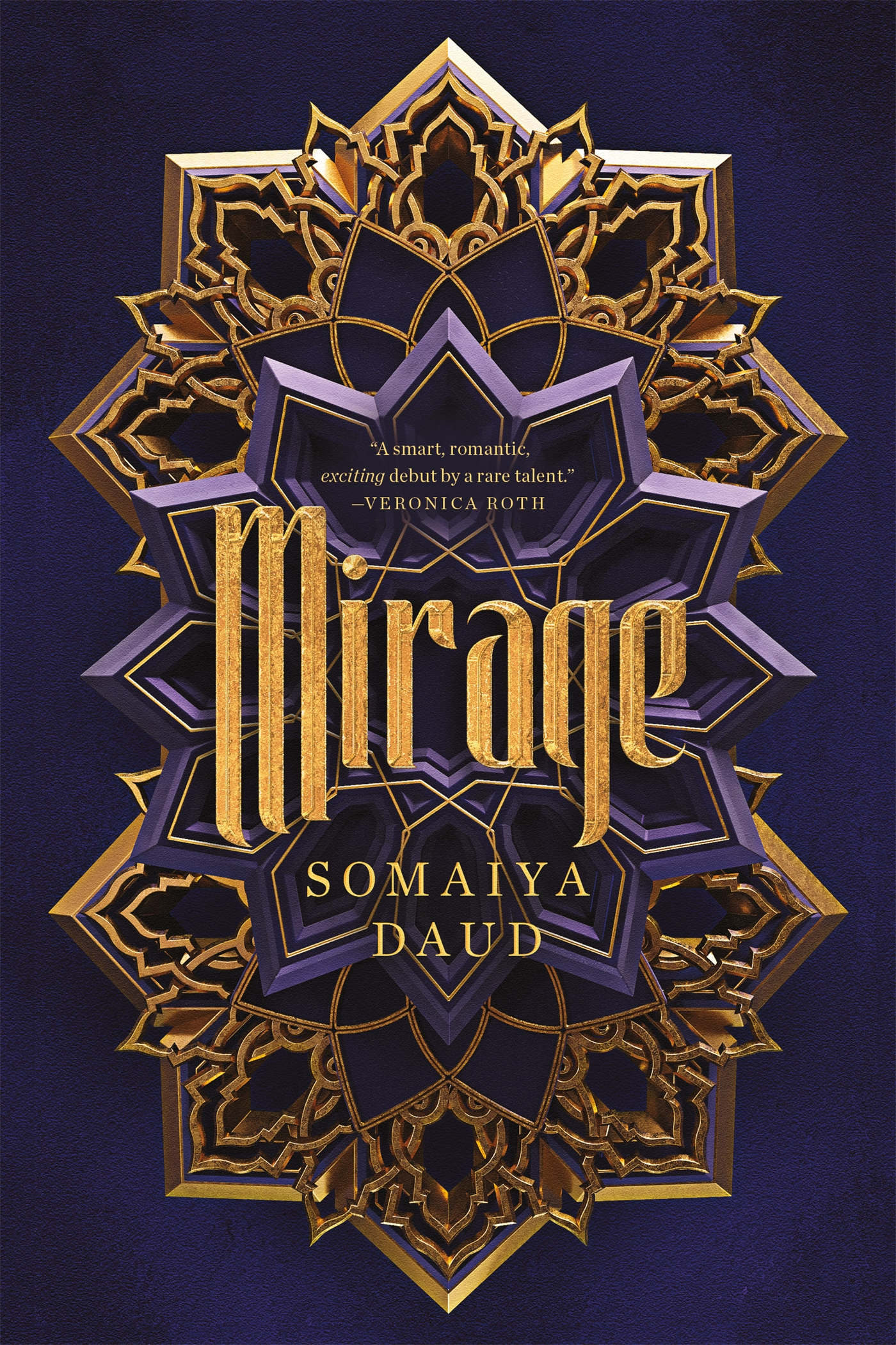 "Book cover of ""Mirage"" by Somaiya Daud"