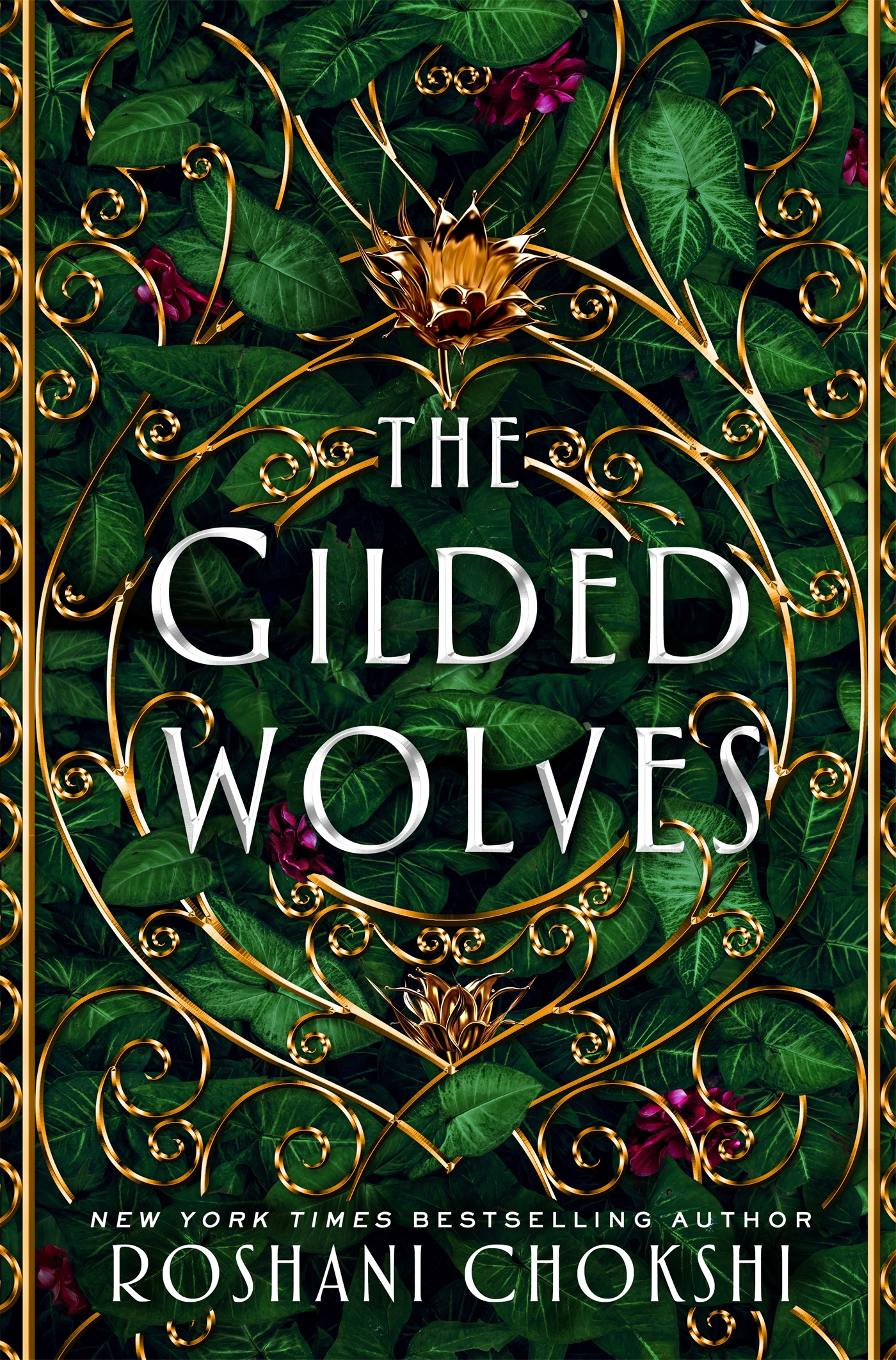 The Gilded Wolves by Roshani Chokshi (23 Books by Filipino Diaspora Authors For Your Shelf)