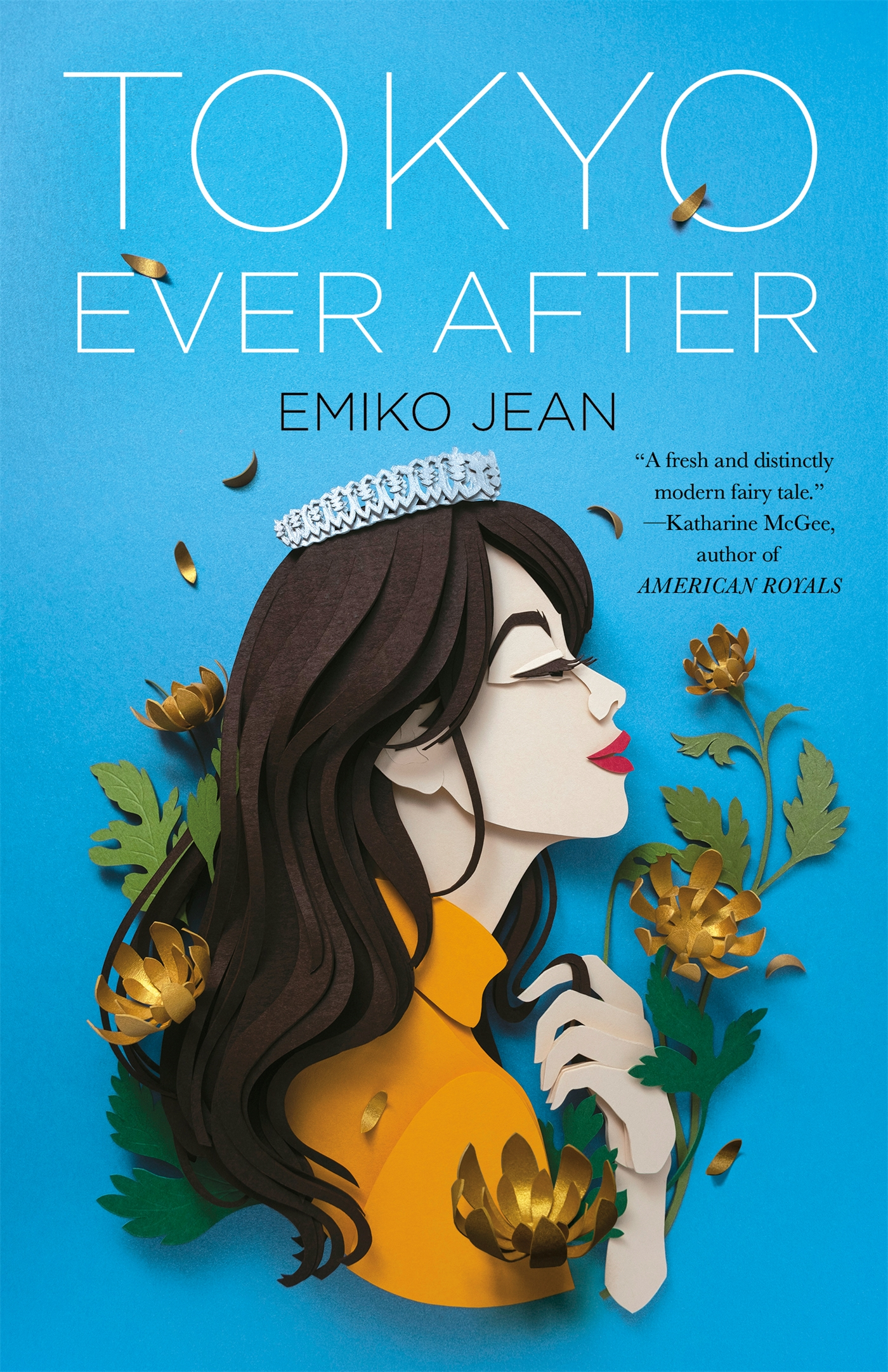 2021 book releases: Tokyo Ever After by Emiko Jean
