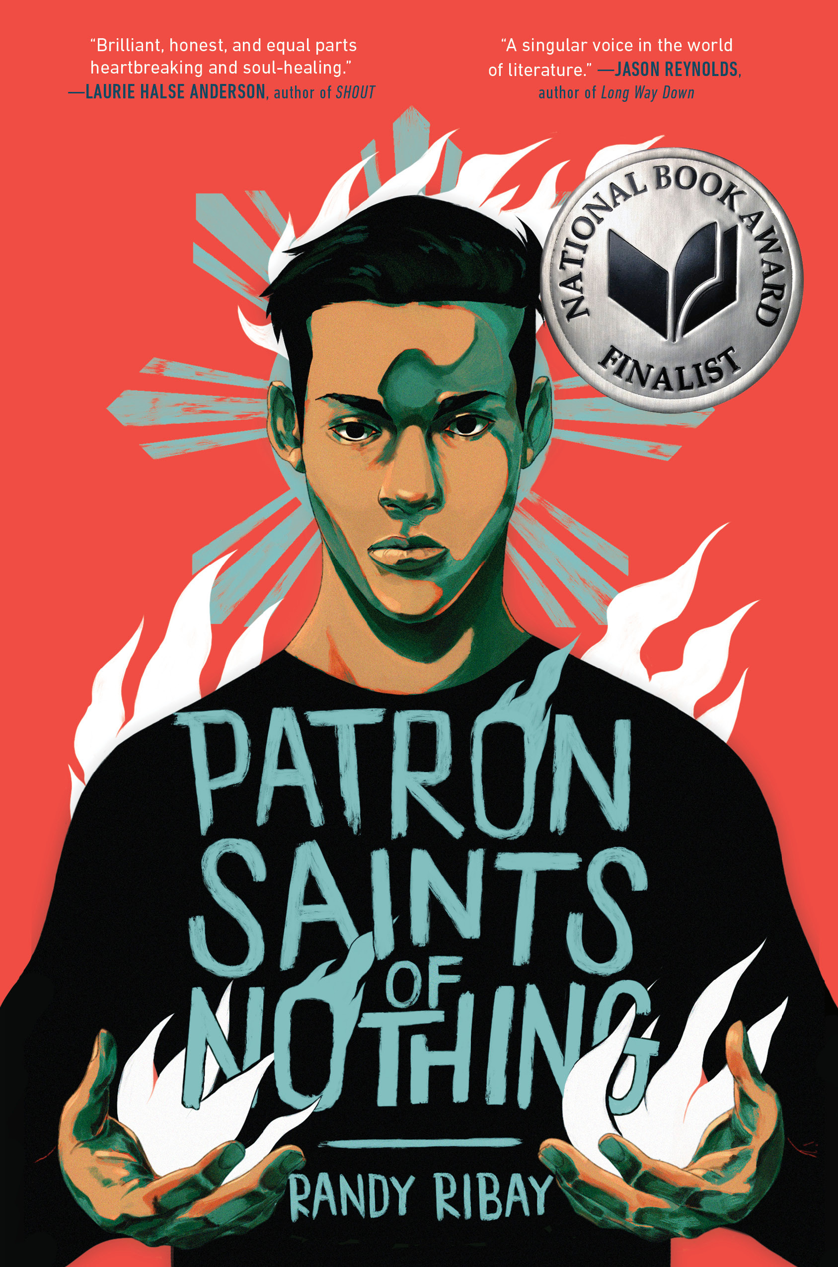 Patron Saints of Nothing by Randy Ribay (23 Books by Filipino Diaspora Authors For Your Shelf)
