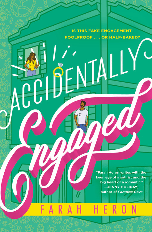 2021 book releases: Accidentally Engaged by Farah Heron