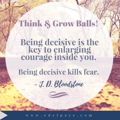 Think & grow balls