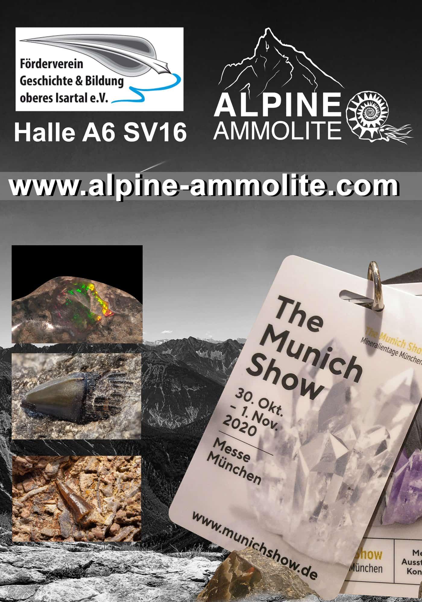 Mineralientage München