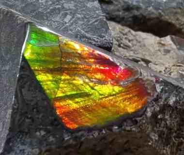 Funkelt wie Opal