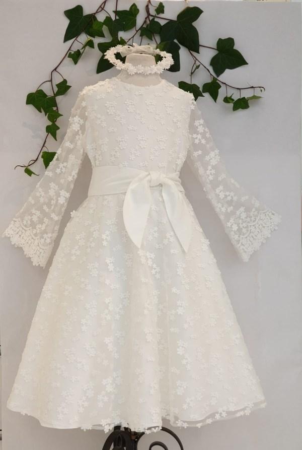Robe de communion Louise