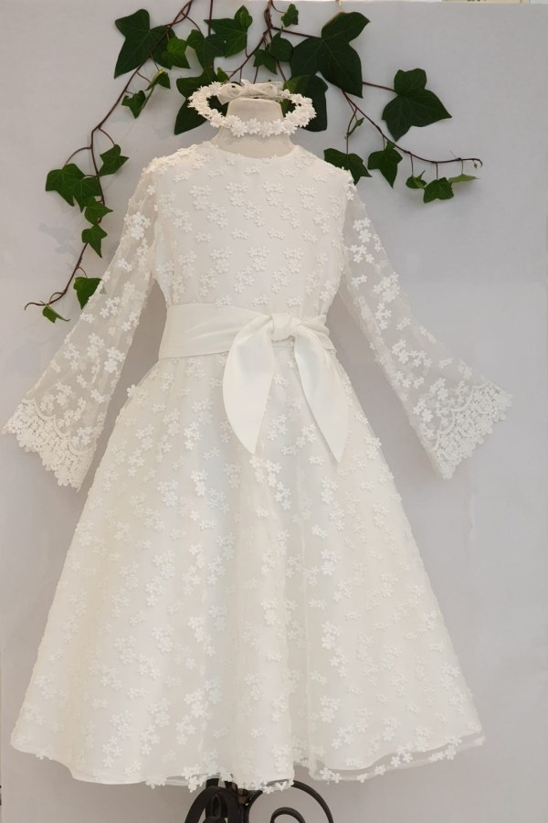 Robe de communion Louise
