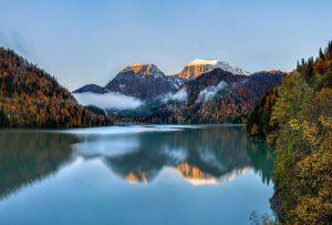 озеро рица экскурсии
