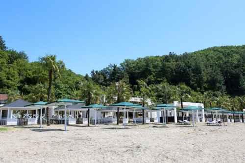 Отель Дель Мар Пицунда на берегу моря