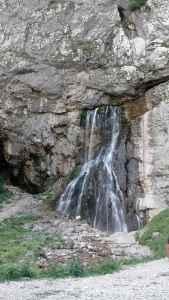 достопримечательность Абхазии Гегский водопад