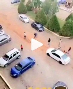 Video of Knust Students