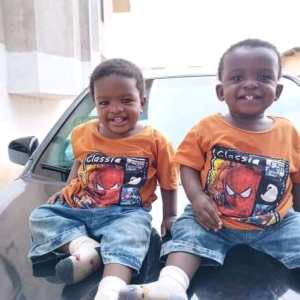 Ghanaian Celebrities Who Are Parents of Twins