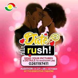 How To Join Date Rush On TV3