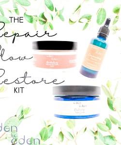 Repaire, Glow & Restore Kit