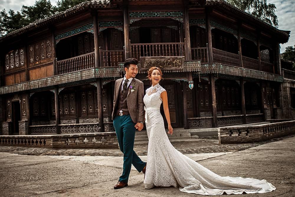 台北婚攝熊大推薦-蘇州婚紗攝影工作室