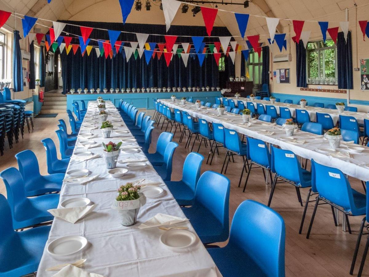 Function at Edenbridge Village Hall venue for hire