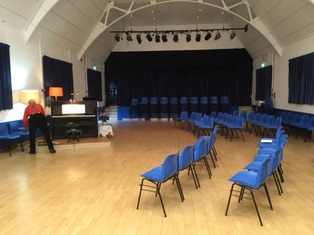 edenbridge hall show
