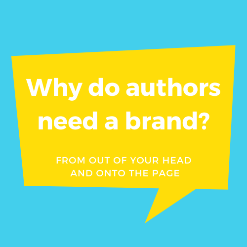 Why Do Authors Need A Brand?