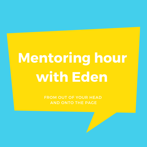 Mentoring Hour With Eden