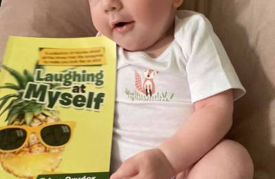 Baby Reading Women's Fiction