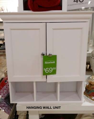 HANGING-white-WALL-UNIT for use as cell phone charging cabinet by shirley bovshow