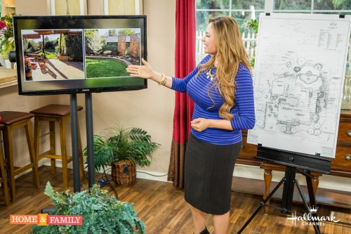 Garden designer Shirley Bovshow explains the top landscaping mistakes committed by DIYers on the Home and Family sh