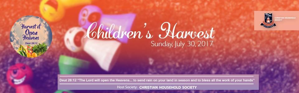 2017 Children's Harvest