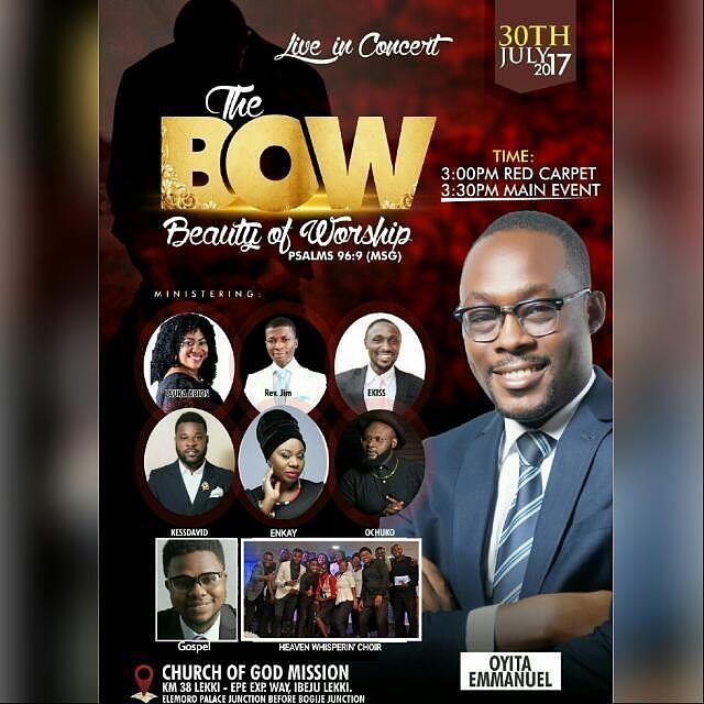 THE BOW (BEAUTY OF WORSHIP)