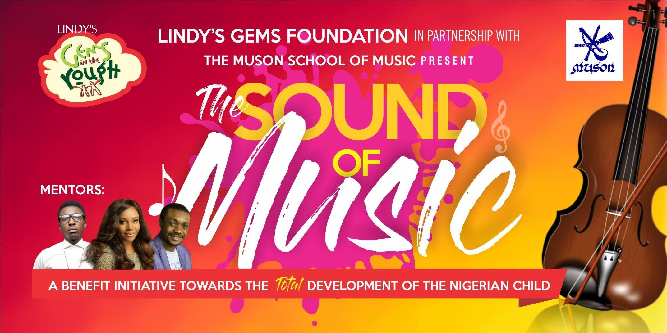 LINDY'S GEMS SOUND OF MUSIC CONCERT