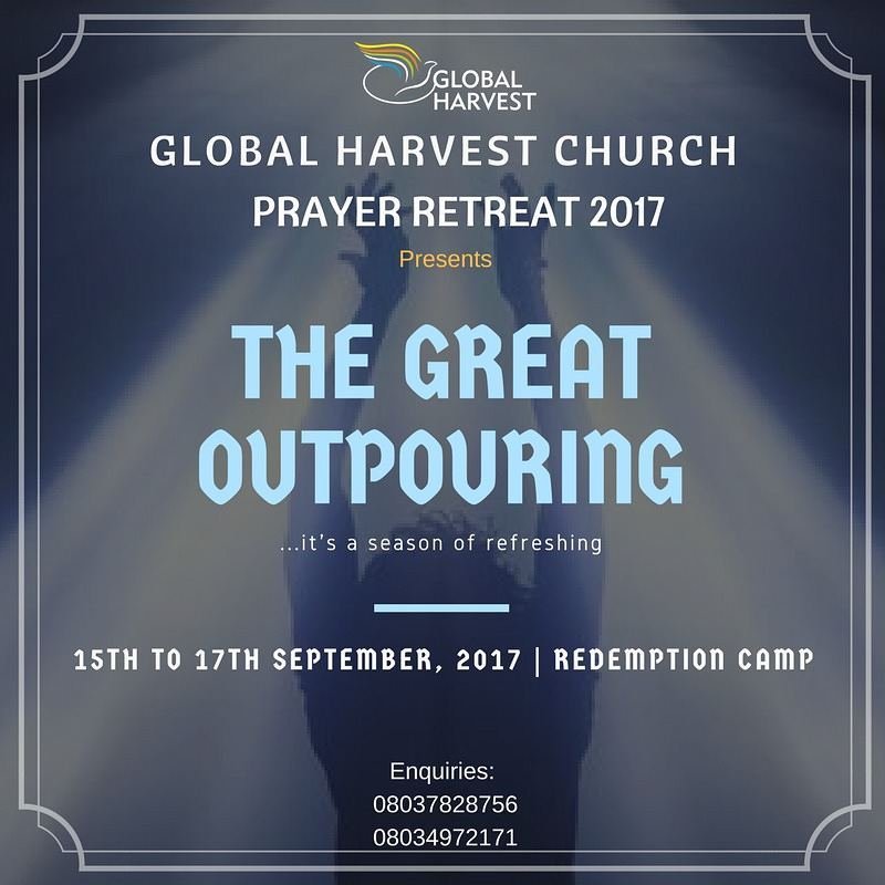 THE GREAT OUTPOURING