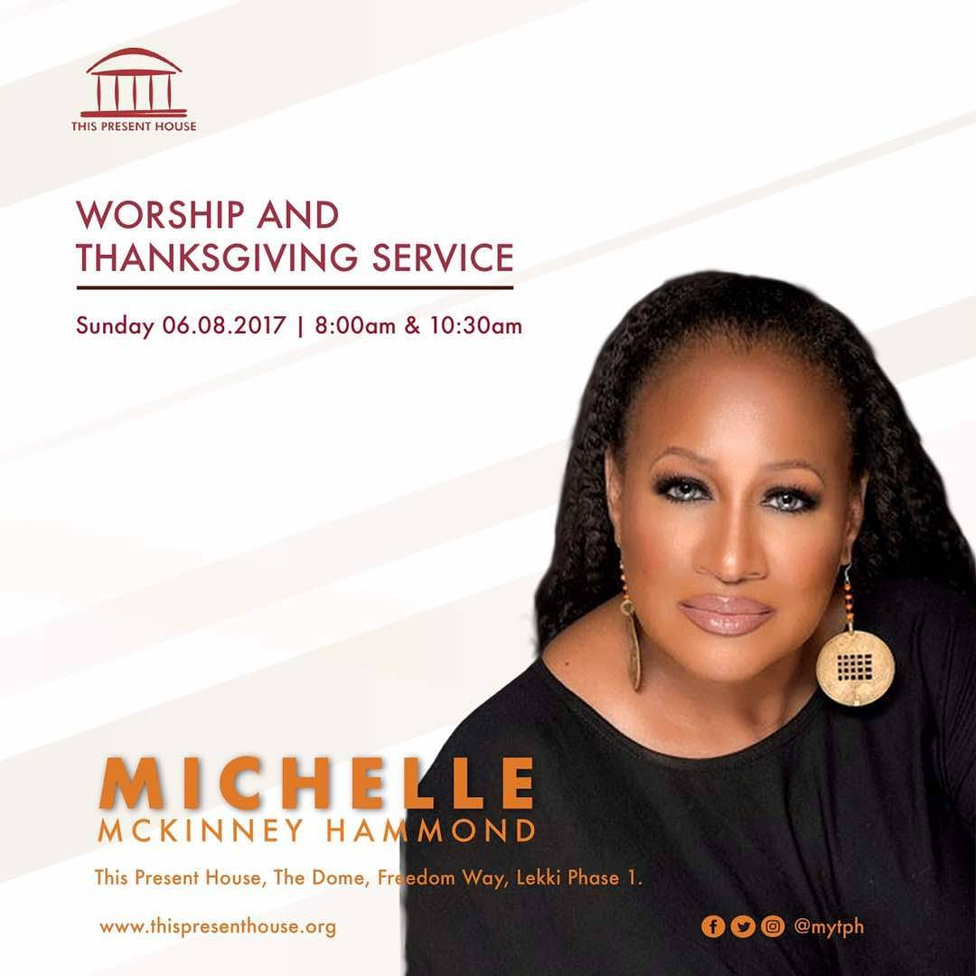 WORSHIP AND THANKSGIVING SERVICE