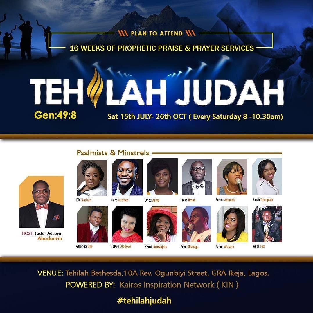 TEHILAH JUDAH
