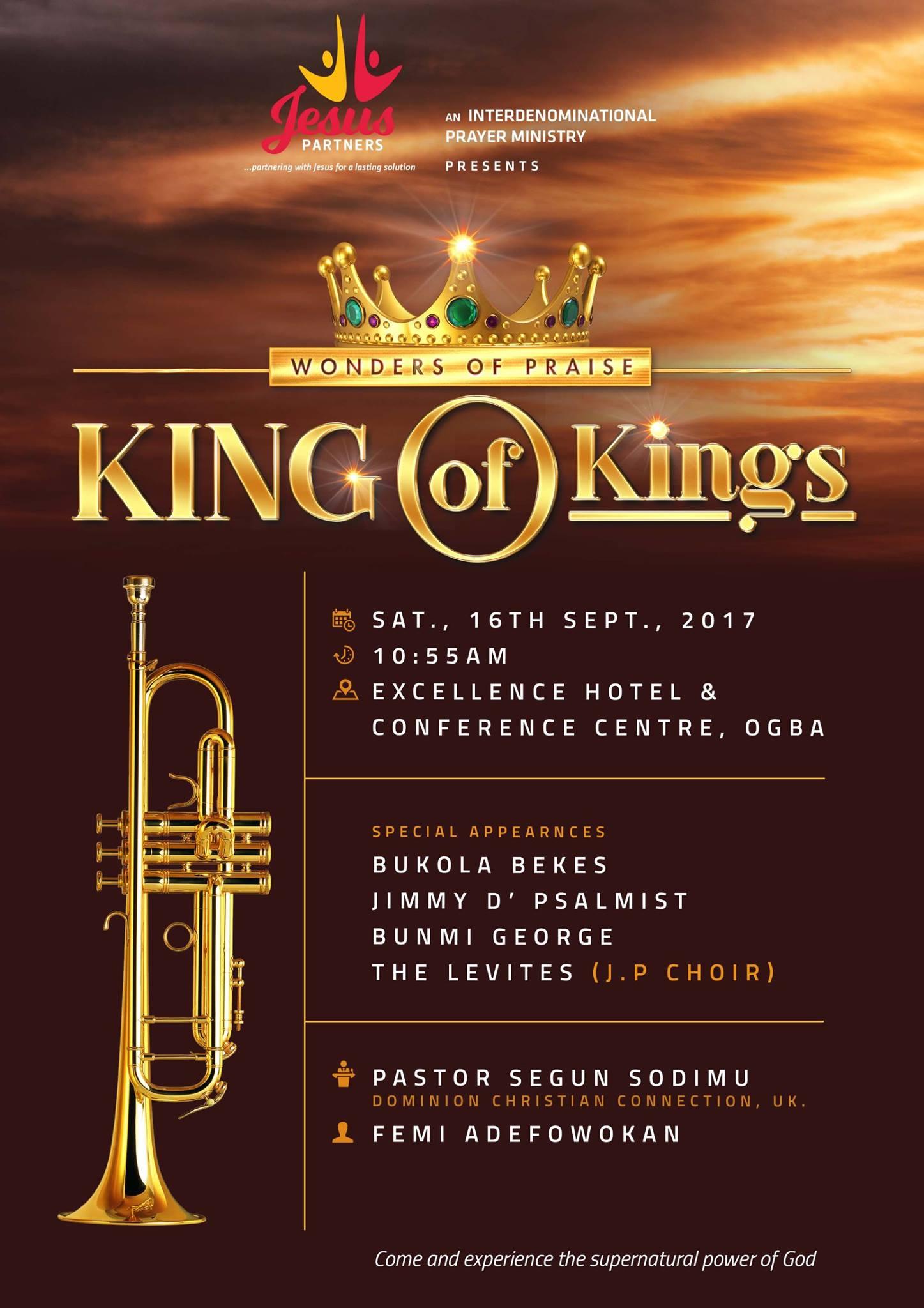 Wonders of Praise 9 - KING of Kings